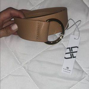 B-Low The Belt Tan Belt